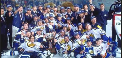 #AJHL Rewind - 2000 National Junior A Champions