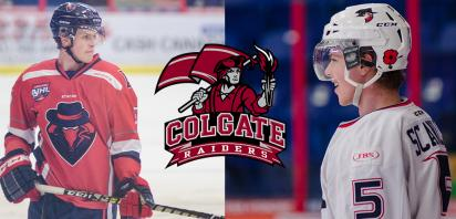 Brandon Scanlin Commits to Colgate University