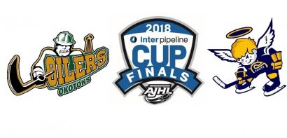 Video: Oilers, Saints Set to Battle for AJHL Championship