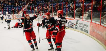 VIDEO: Bandits stand alone in record book after 25th straight win