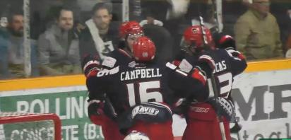 VIDEO: Bandits downed 3-1 in Prince George, Doyle Cup tied 2-2