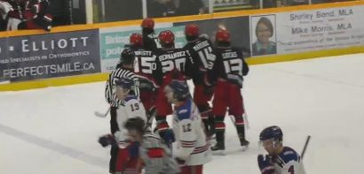Bandits on brink after 4-1 loss in Prince George