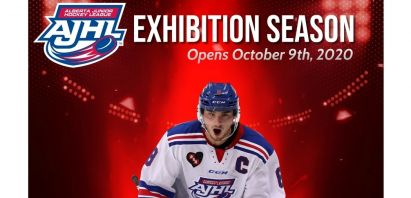 AJHL Resumes Play with Exhibition Season