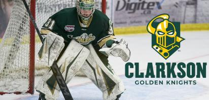 Brady Parker Commits to Clarkson University