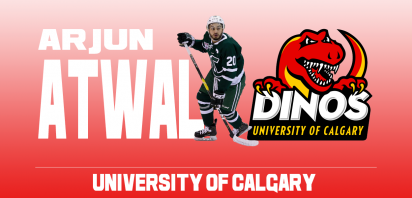 Atwal Commits to the University of Calgary