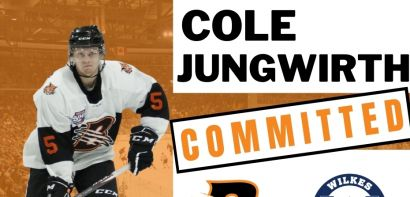 Jungwirth Commits to Wilkes University Colonels