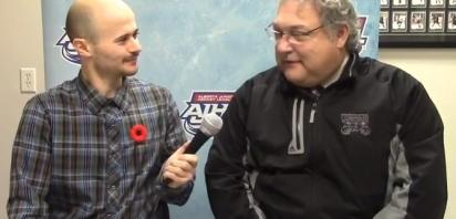 Canalta Hotels AJHL Coaches Show - Gord Thibodeau, Whitecourt Wolverines