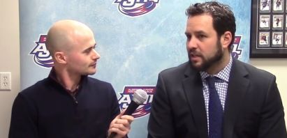 Canalta Hotels AJHL Coaches Show - Andrew Milne, Canmore Eagles