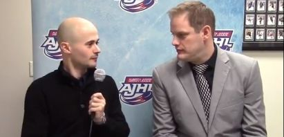 Canalta Hotels AJHL Coaches Show - Tyler Drader, Calgary Mustangs