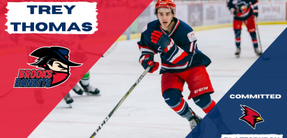 Thomas Commits to Plattsburgh State