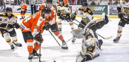 AJHL Weekend Preview: January 4th - 6th