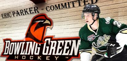 Eric Parker Commits to Bowling Green University Falcons