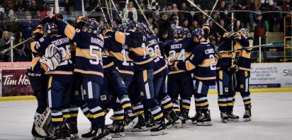 VIDEO: Saints Win North Division, Defeat Crusaders 6-4