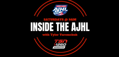 New Weekly Radio Show Launches Saturday- Inside the AJHL