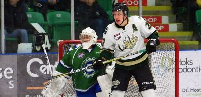 Tanner Laderoute Named Alberta Ford Dealers Player of the Month