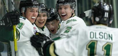Oilers Advance to AJHL Championship