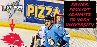Pouliot Commits To York University