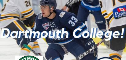 Dylan Witzke Commits to Dartmouth College
