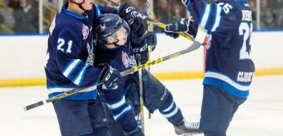 Eagles wrap talons around second place in AJHL South