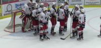 VIDEO: Brooks strikes first in South Final, downing Camrose 4-1