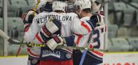 VIDEO: Bandits clinch first in WCC Round Robin, downing Portage 9-3