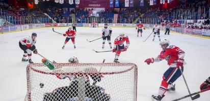 VIDEO: Bandits cap off 4th-winningest season in AJHL history, 6-3 over Camrose