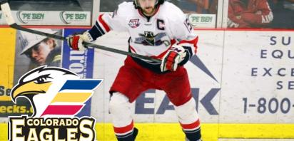Former Bandit captain Maclise signs with ECHL's Eagles
