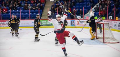 VIDEO: Bandits take Game 2 over Olds 7-2