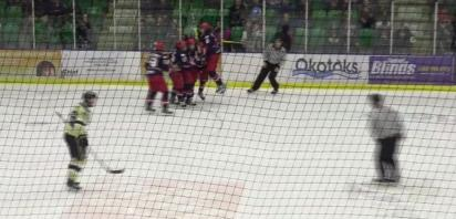 VIDEO: Bandits come from behind to take Game 3 in Okotoks, 6-2