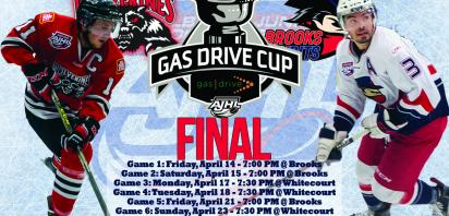 Schedule released, tickets on sale for Bandits-Wolverines AJHL Final