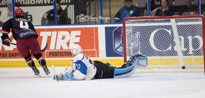 VIDEO & AUDIO: Bandits come back to beat Penticton, 4-3 in shootout at WCC