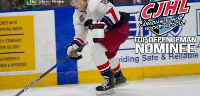 Cale Makar nominated for CJHL Top Defenceman Award
