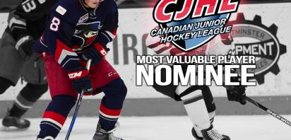 Cale Makar nominated for CJHL Most Valuable Player Award