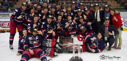 VIDEO & AUDIO: Bandits are best in the west, capture first-ever Western Canada Cup