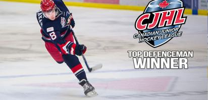 Bandit defenceman Makar wins CJHL Top Defenceman Award