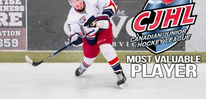 CJHL MVP Award goes to Bandit Cale Makar