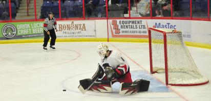 VIDEO: Penticton holds early lead, downs Bandits 4-2 in exhibition