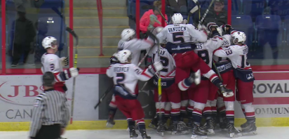 VIDEO: Bandits end pre-season with 5-4 OT win over Drumheller