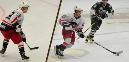 Bandits trade Vanuden to Dryden, Salem to Prince George