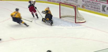 VIDEO: Bandits come from behind to beat Storm 3-2 in overtime