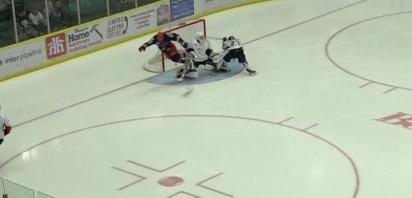 VIDEO: Plessis wins it in OT as Bandits down Kodiaks 4-3 in overtime