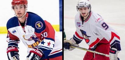 Bandits acquire Eric Olson from Mustangs for Louis Jamernik