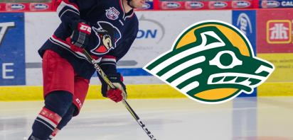 Mack Hancock commits to the University of Alaska-Anchorage