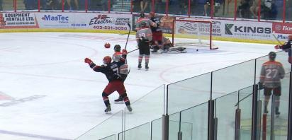 VIDEO: Bandits complete perfect preseason, beating Dragons 2-0