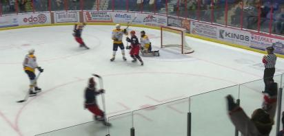 VIDEO: Bast boosts Bandits to 3-2 overtime win over Storm, 9th straight victory