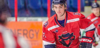 Ray Christy named AJHL Player of the Week