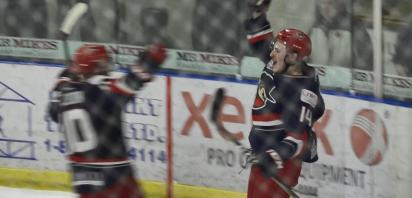 VIDEO: Mahshie scores OT winner as Bandits come back to beat Pontiacs 4-3