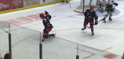 VIDEO: Bandits stay perfect at home, win 11th straight, 7-2 over Okotoks
