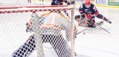 VIDEO: Bandits take 13th straight win, beating Dragons 3-1 at home