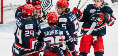 VIDEO: Bandits set new win streak record with 21st straight, defeat Olds 9-1